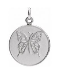 Sterling Silver Loss of a Mother Pendant